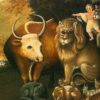 edward-hicks-peaceable-kingdom-detail-lion
