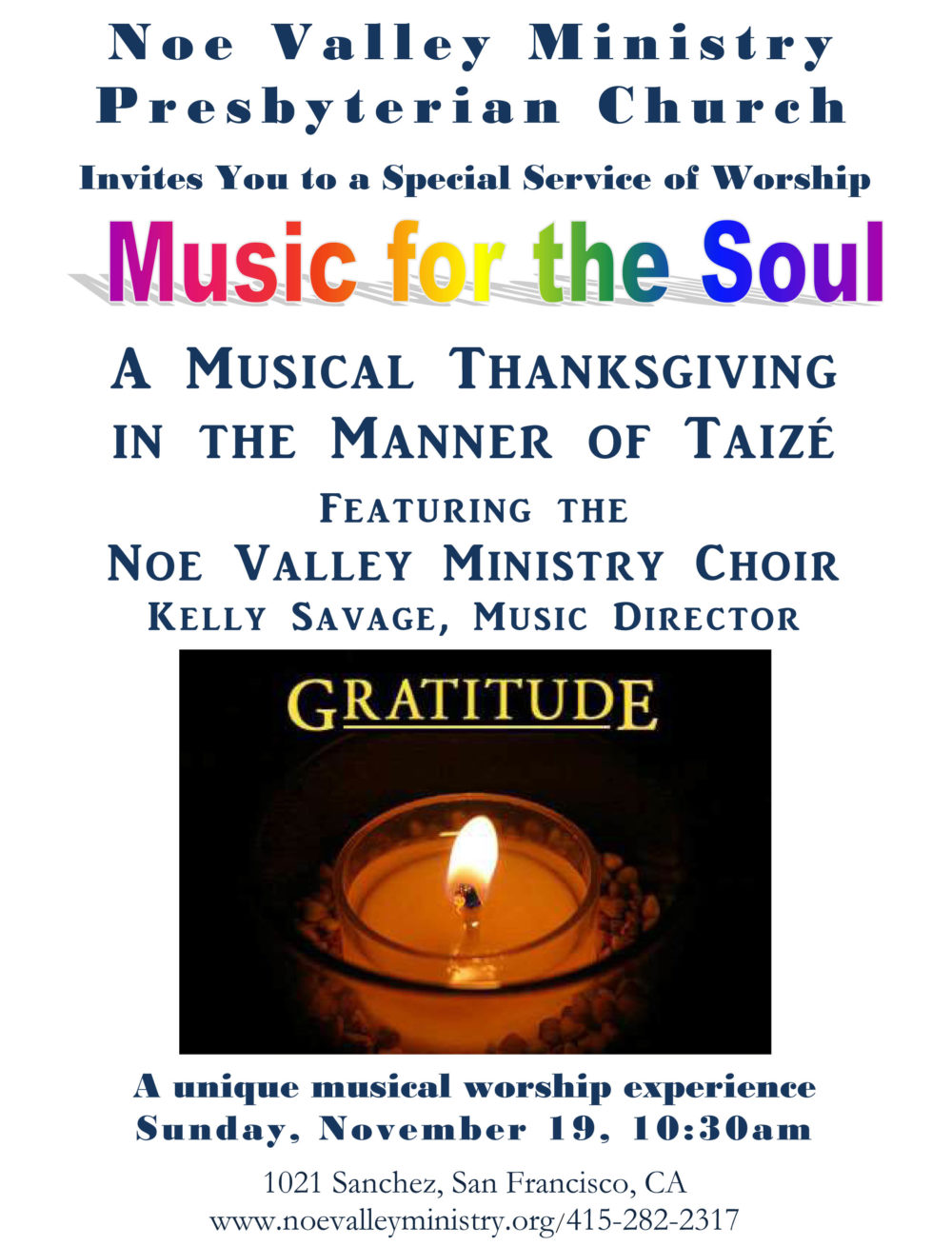 Microsoft Word - 111917 Music for the Soul  Poster